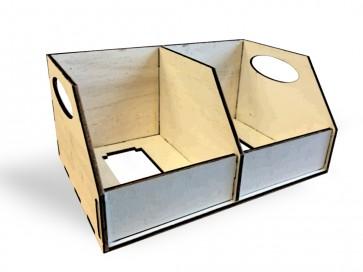 Bible box 2 parts