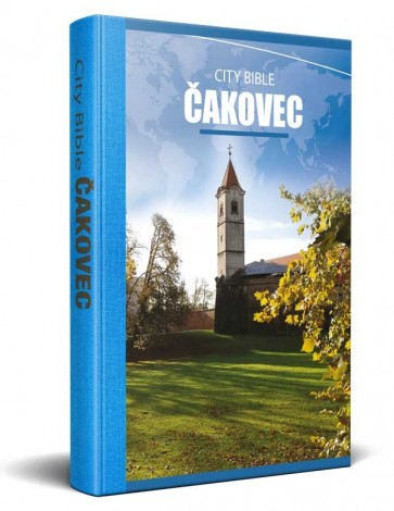 Cakovec Croatian New Testament Bible