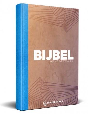 City Life Church Nieuwe Testament Bijbel