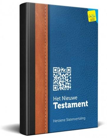 Dutch New Testament Bible - Herziene Statenvertaling 2010