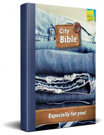 English New Testament Bibles Jeans Cover