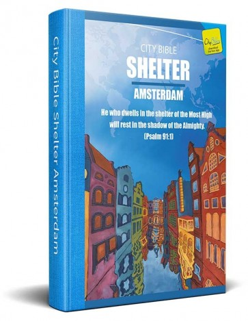 Shelter Amsterdam English New Testament Bible