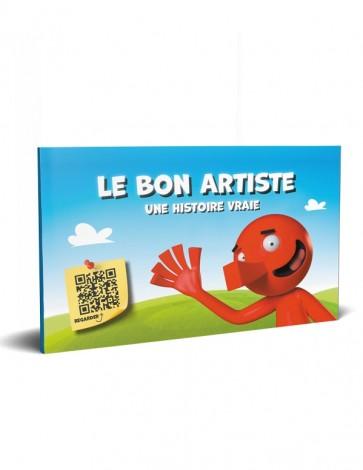 Français Le Bon Artiste Livre Pour Enfants