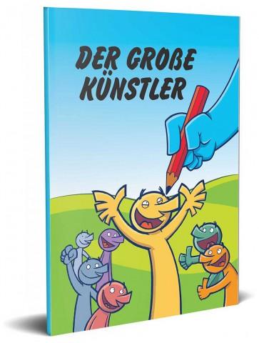 German The Good Artist Booklet
