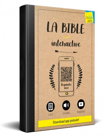 French Interactive Bible Yellow