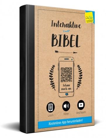 German Interactive Bible Read-Listen-View