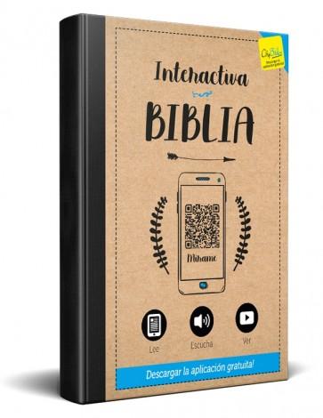 Spanish Interactive Bible Read-Listen-View