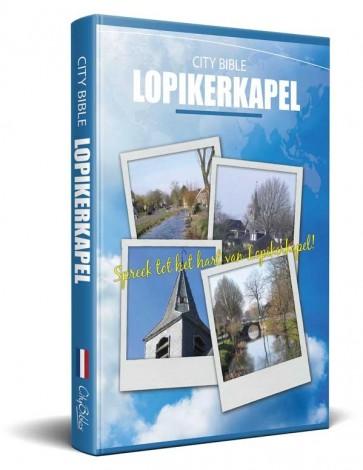 Lopikerkapel Stadsbijbel Nieuwe Testament Bijbel