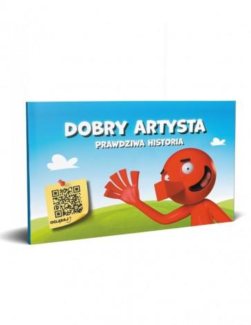 Polish The Good Artist Booklet