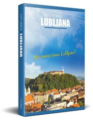 Ljubljana Slovenian New Testament Bible