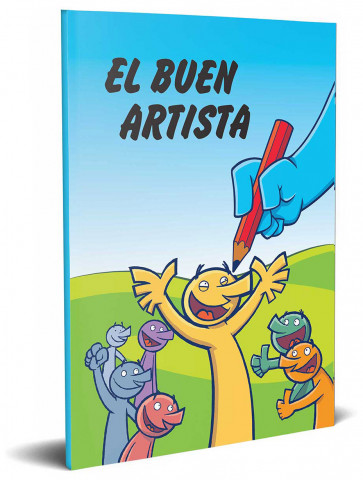 Spanish The Good Artist Booklet