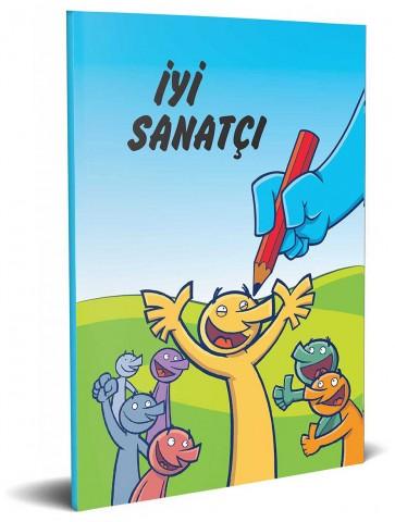Turkish The Good Artist Booklet
