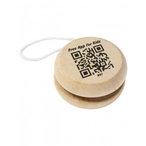 Yo-Yo with Qr-code Bible App for kids