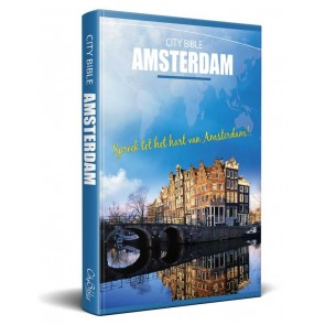 Amsterdam City Book New Testament Bible