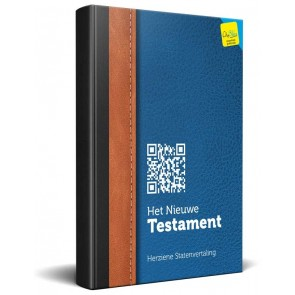 Dutch New Testament Bible - Herziene Statenvertaling 2010