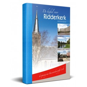 Ridderkerk City Bible Nieuwe Testament