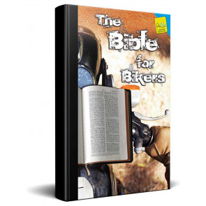 English Bikers New Testament Bible