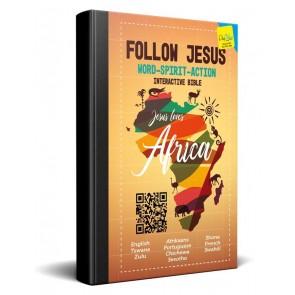 English Follow Jesus Word-Spirit-Action Interactive City Bible New Testament