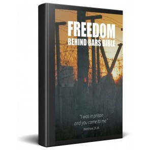 English Freedom Behind Bars Interactive Bible Old and New Testament