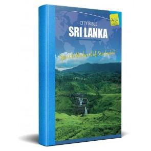 Sri Lanka Engels Nieuwe Testament Bijbel