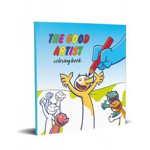 Engels De Goede Tekenaar Kleurboek