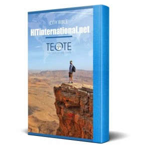 Hit International Hebrew New Testament Bible