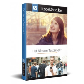 Dutch IkzoekGod Belgie Jesus net City Bible New Testament