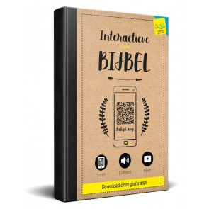 Interactive Bible Dutch Blue