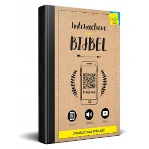 Interactive Bible Dutch Blue