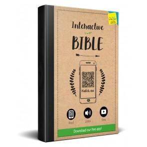 Engelse Interactieve Bijbel Groen