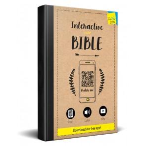 Engelse Interactieve Bijbel Geel