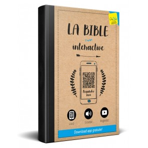 French Interactive Bible Read-Listen-View