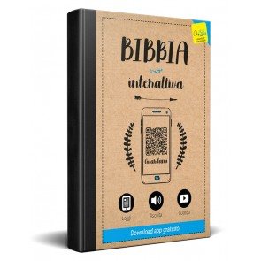 Italian Interactive Bible Blue