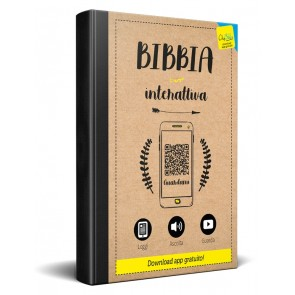 Italian Interactive Bible Yellow