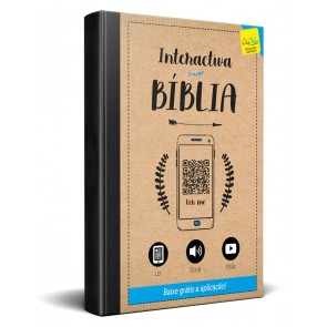 Portuguese Interactive Bible Read-Listen-View