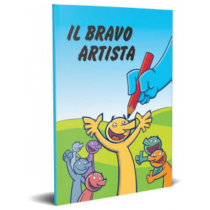 Italian The Good Artist Booklet