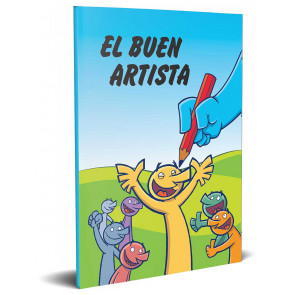 Spanish The Good Artist Booklet
