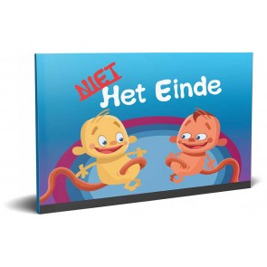 Dutch Not the End Booklet