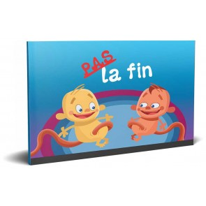 French Not the End Booklet