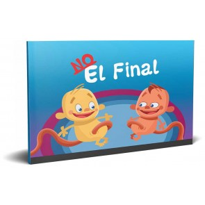 Spanish Not the End Booklet