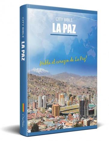 La Paz Spaans Nieuwe Testament Bijbel