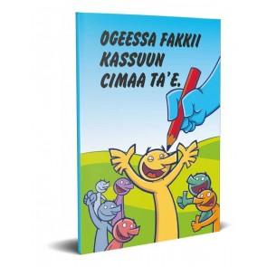 Oromo The Good Artist Kinderboekje