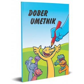 Slovenian The Good Artist Booklet
