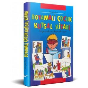 Kinder-Mal-Bibel Türkisch