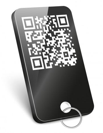 Keychain Qr-code Ditigal Bible App