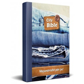 Albanian Jeans New Testament