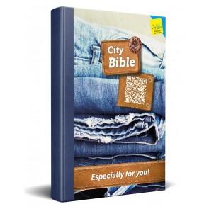 Anglais Nouveau Testament Bibles Jeans Cover