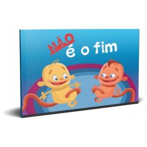 Portugees Niet het Einde Kinderboekje