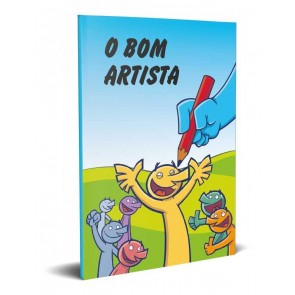 Portugees De Goede Tekenaar Kinderboekje