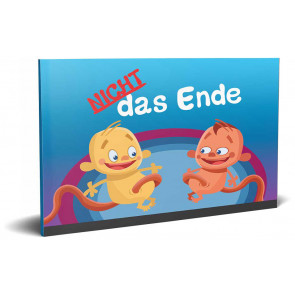German Not the End Booklet